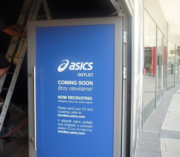 ASICS Fashion arena