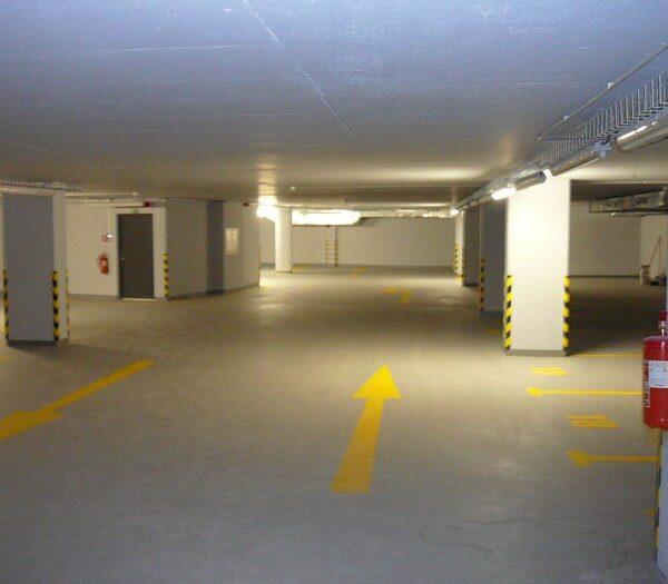 Bak parking