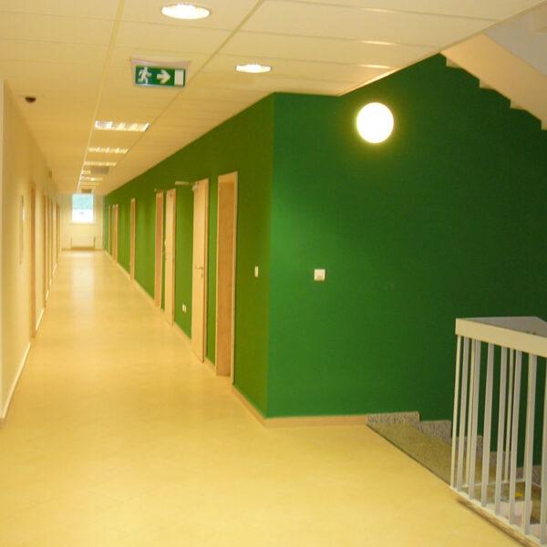 Zelená - kanceláře